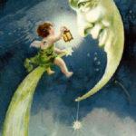 happy new year moon